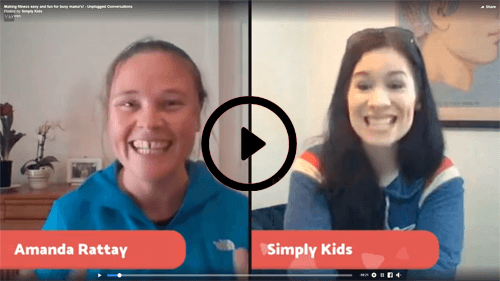 Health & Fitness tips for busy Mums! [INTERVIEW]